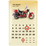 The Indian Chief Kalender