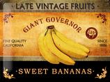 Vintage Banane