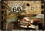 Route 66 Drive and Eat