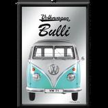 VW Bulli hellblau