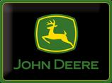 John Deere Black Logo