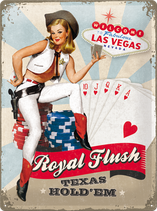 Pin Up Royal Flush