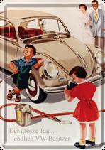 VW Käfer Der große Tag
