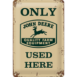 John Deere Used Here