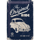 VW The Original Ride Beetle