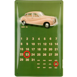 BMW V8 grün Kalender