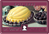 Dr. Oetkers Pudding Pflaumen