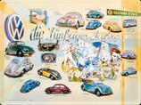 VW Die 50er Jahre
