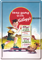 Kellogs Keep going