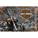 Harley Davidson My Favourite Ride