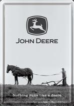 John Deere Pferdepflug