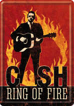 Jonny Cash Ring of Fire