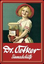 Dr. Oetker Einmachhilfe