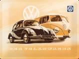 VW Beetle und Bulli