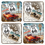 Route 66 Gas Up