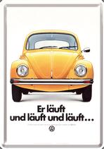 VW Käfer Er läuft und läuft