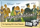 Congratulation Abschluß