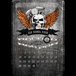 Harley Davidson Totenkopf Kalender