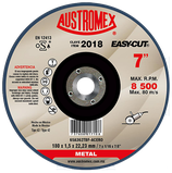 "DISCO DE CORTE 7"" X 1/16"" X 7/8"" T-41 METAL EASY CUT"