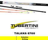 CANNA BOLENTINO TUBERTINI 6700  2,70-3,00-3,50 MT