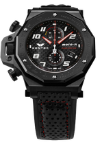 KENTEX MOTO-R | chronograph Black Edition