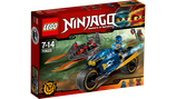 LEGO NINJAGO MASTERS OF SPINJITZU 70622