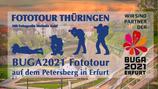BUGA-Fototour auf dem Erfurter Petersberg