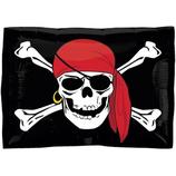 Palloncino bandiera dei pirati