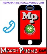 Cambiar / Reparar Altavoz Auricular iPHONE SE Original