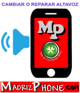 Cambiar / Reparar Altavoz Buzzer iPHONE SE Original
