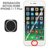 Cambiar / Sustituir Botón Home  iPHONE 7 / 7 Plus
