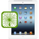 Cambiar / Reparar Pantalla Lcd interna Apple Ipad 2/3/4 ( A1395 , A1396 , A1397, A1416 , A1430 , A1403 , A1458 , A1459 , A1460 )