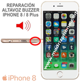 Reparar / Cambiar altavoz  buzzer  iPHONE 8 / 8 Plus