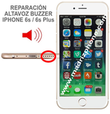 Cambiar / Reparar Altavoz Buzzer iPHONE 6s / 6s Plus Original