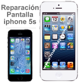 Cambiar / Reparar Pantalla Completa Apple iphone 5s