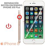 Reparar / Cambiar Botón encendido  iPHONE 8 / 8 Plus