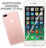 Cambiar / Sustituir Carcasa Trasera  Completa iPHONE 7 / 7 Plus Original