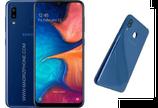 Cambiar / Reparar Tapa Trasera Samsung Galaxy A20e SM-A202F