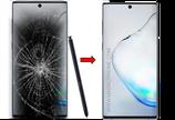 Cambiar / Reparar pantalla completa Samsung Galaxy Note 10 SM-N970F Original