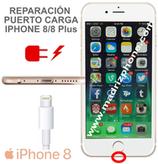 Reparar / Cambiar conector de carga iPHONE 8 / 8 Plus