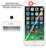 Cambiar / Reparar Camara delantera (selfie) iPHONE 7 / 7 Plus