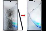 Cambiar / Reparar Cristal de la pantalla Samsung Galaxy Note 10 SM-N970F