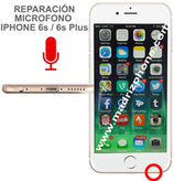 Cambiar / Reparar Microfono iPHONE 6s / 6s Plus