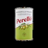Perello Manzanilla Spicy Pitted Olives Tin 150g