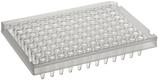 96-well PCR Platte, halbhoch für ABI