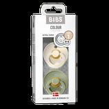 Bibs Schnuller Ivory & Sage
