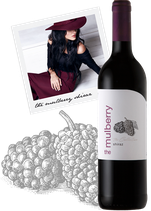 Mooiplaas The Mulberry Shiraz 2018
