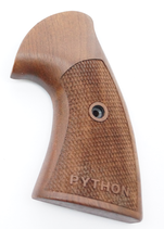 Colt-2K / Nussbaum Griffschale zum edlen Colt Phyton Revolver