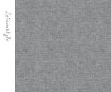 """Leinenprint """"grau"""" Sommersweat Meterware"""