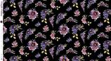 """Purple Palina""Canvas Meterware"